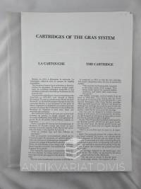 kolektiv, autorů, Cartridges of the Gras Systém, 0