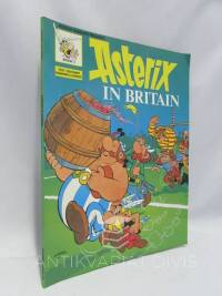 Goscinny, René, Asterix in Britain, 1973