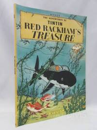 Hergé, , The Adventures of Tintin: Red Rackham's Treasure, 1989
