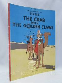 Hergé, , The Adventures of Tintin: The Crab With The Golden Claws, 1988