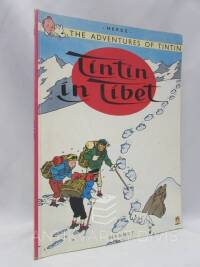 Hergé, , The Adventures of Tintin: Tintin in Tibet, 1988