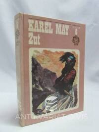 May, Karel, Ve stínu Pádišáha 6: Žut, 1973